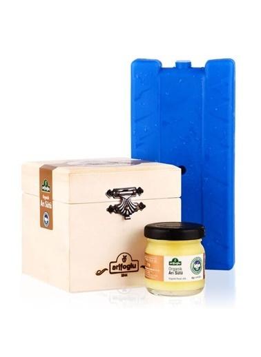 Arifoğlu Organik Arı Sütü 40G Renksiz